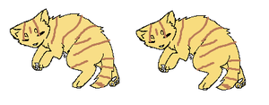 LeafpoolxBerrynose twins by skyclan199