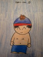 stan topless xD by MewMewMinto1123