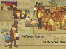 Professor Layton- Puzzled by Usagi-CRI