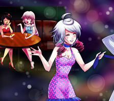 A Night at the Club by yesi-chan