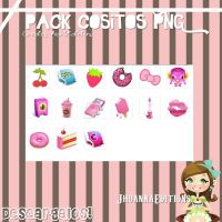Pack Cositos PNG by JhoannaEditions