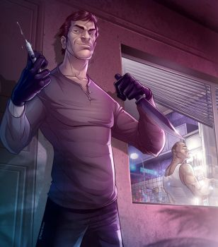 Dexter: The Kill by PatrickBrown