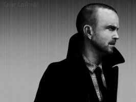 Aaron Paul (Jesse Pinkman-Breaking Bad) Portrait by JaimeCofrade
