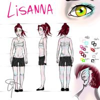 Lisanna by Crazy-Fire-Girl