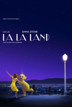 LaLa La La Land by darrinbrege