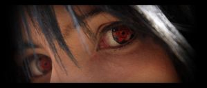 this eyes... - Uchiha Sasuke by Dark-Uke