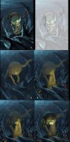 Deepness - step-by-step by Vetrova