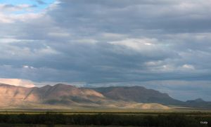 West Texas Afternoon by surlana