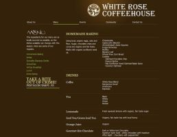 White Rose Coffeehouse by l-fischer