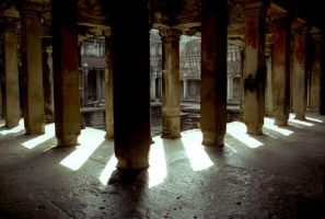 Angkor by psychoticfish