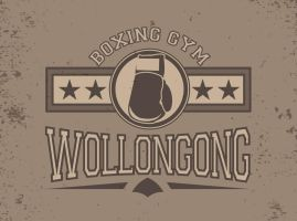 boxing logo by mike3540