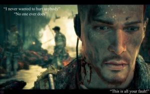 Spec Ops - The Line - This is all your fault by Da-Bacon-master