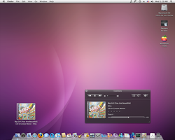 Fresh Mac Desktop by maoractive