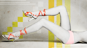Wallpaper: Pin Up Composition by TeoAtienza