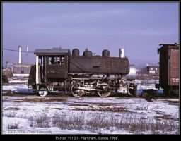 Porter 1913 by classictrains