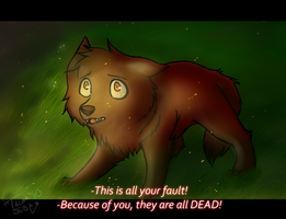 Its Your Fault by TalaSeba