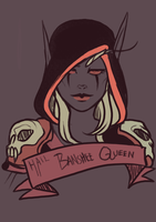 [wow] My Queen by SirMeo