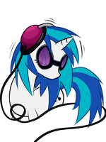 DJ Vinyl Pon Scratch 3 by birdy767