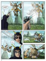 Page 2 - Trouble - Suzumega Medabot by AltairSky