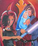 Skywalker family New Order by Cornelius-Washere
