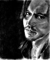 Mr. Johnny Depp by wynnieadams