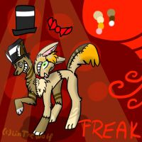 ~FrEaK Auction~ (CLOSED) by That-Alcoholic-Cat