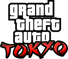 Grand Theft Auto Tokyo Logo by InterGlobalFilms