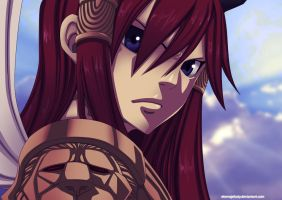 Erza 322 by EternaJehuty