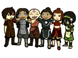 Avatar 12 days of Christmas by Amaya8