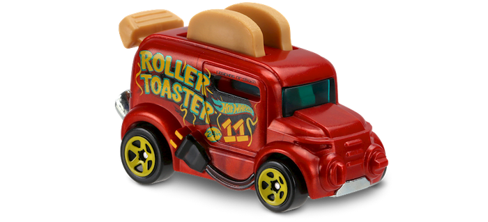 Roller Toaster by CarreraX