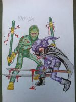 Kick-Ass by golhom