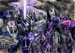 Decepticons by PharmArtist