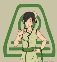 Avatar OC: Chitose by FDbil