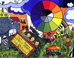 Sgt. Pepper's Balloon by PandaProduction