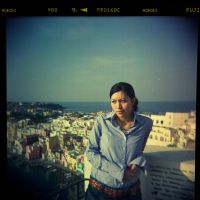 With Holga by Arivan