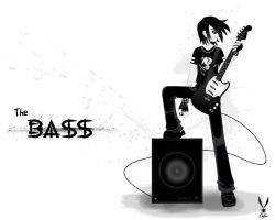 + The Bass + by DoubleDead