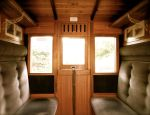 The Railway Carriage by SteamRailwayCompany