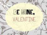 Valentine Printable by blissandbirds