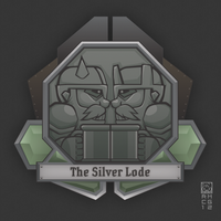 The Silver Lode by RoseCG