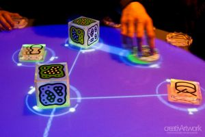 Reactable Live II by sixhundredsixty