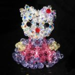 Crystal Hello Kitty Princess by vivee