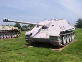 JagdPanther Tank Destroyer by HooHa-Man
