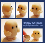 Happy Adipose - GIFT by Bittythings