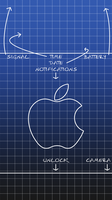 Iphone6pluslockgrid by fyredept10