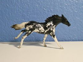 Masquerade -JAH Mini Connoisseur- by OceanWolfStables