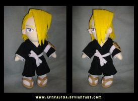 Com_Izuru Kira_Plushie by renealexa
