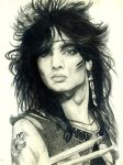 Tommy Lee portrait by choffman36