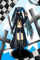 Black Rock Shooter by Inlinverst