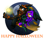 CE: Happy Halloween: by martiigr5