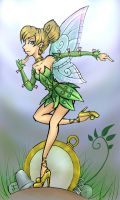 Tinkerbell by hielorei